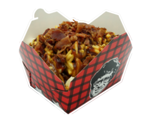 BBQ BACON MAC